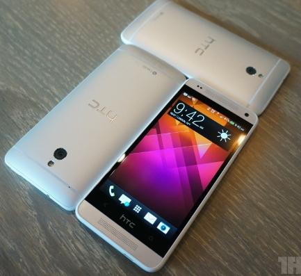 HTC One mini تا ماه دیگر در بازار !