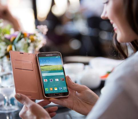 آیا می دانید چرا Galaxy S5 خیلی زود توانست در میان امریکایی ها محبوب شود!؟