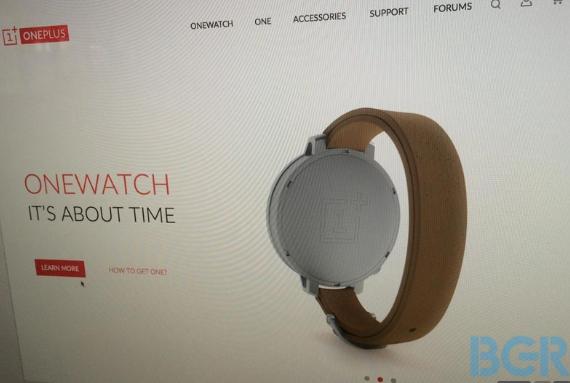 OnePlus هم ساعت مچی هوشمند تولید کرد! OneWatch در راه است