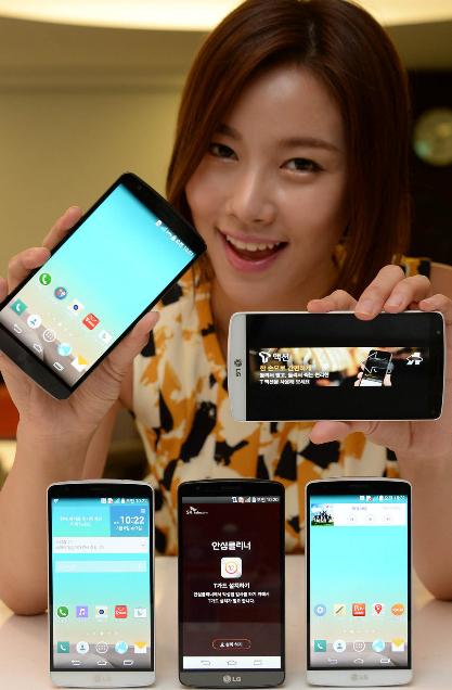 LG G3 A نسخه ای از پرچمدار LG G3، معرفی شد