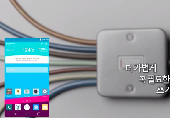 ال جی رابط کاربری گوشی هوشمند جی ۴ را به همراه ویژگی های آن در ۲۸ آوریل به نمایش می گذارد