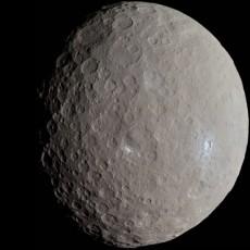 سیاره ی کوتوله Ceres