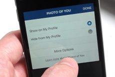 آموزش عدم نمایش تصاویر تگ شده در اینستاگرام