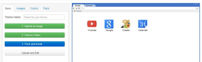 Chrome-Theme Creator