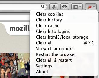 معرفی Clear Console برای جوان سازی و پاک سازی مرورگر فایرفاکس