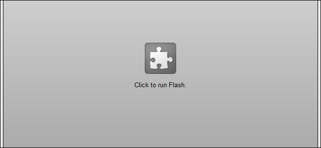 Click To Run Flash