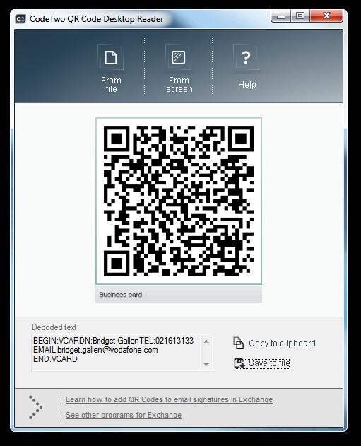 شناسایی و خواندن بارکد ها در ویندوز با Code Two