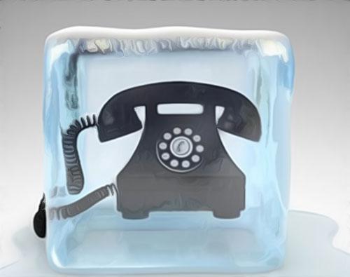 تماس سرد
