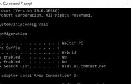 آشنایی با ضروری ترین میانبرهای Command Prompt
