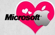 ابراز علاقه مایکروسافت به اپل با تولید اپلیکیشن ها