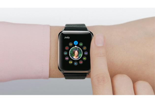 اضافه کردن مخاطبین مورد علاقه به Apple Watch