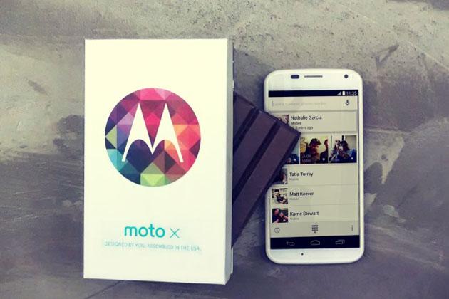 مشخصات نسل سوم Moto X لو رفت