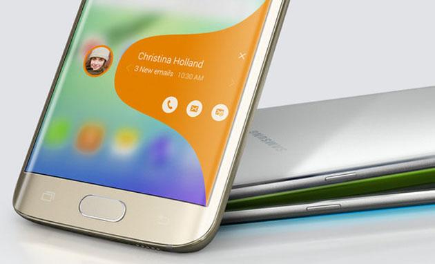 اضافه کردن قابلیت Edge Contacts به Galaxy S6