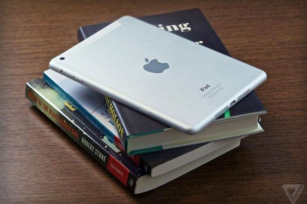 درآمد بیشتر اپل از فروش Mac نسبت به iPad
