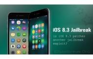 جیلبریک iOS 8.3 به زودی عرضه می شود.