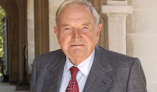 دیوید راکفلر