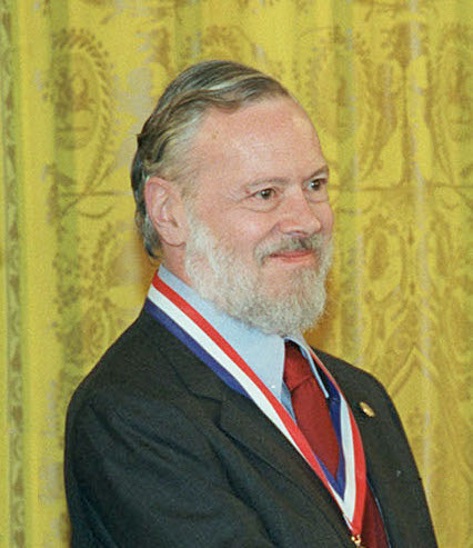 دنیس ریچی، پدر زبان برنامه نویسی C و سیستم عامل یونیکس در گذشت