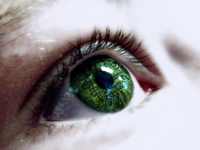 چشم های بیونیک با قدرتی ماورای انسانی