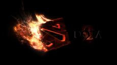 Dota-2-Burning-Wallpaper