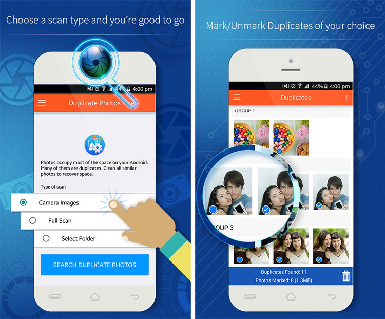 معرفی اپلیکیشن Duplicate Photos Fixer Pro برای حذف تصاویر تکراری