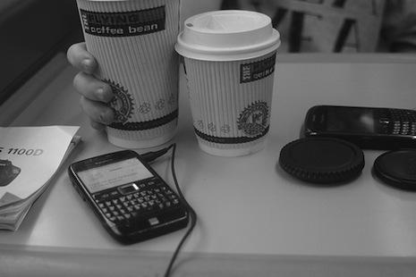 رسم ادب در استفاده از تلفنهای هوشمند