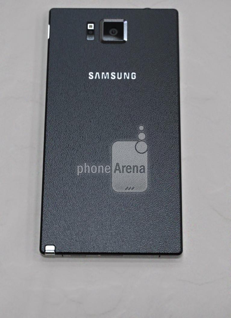 اولین نگاه به جزئیات Samsung Galaxy Note 4