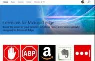 چگونه بر روی مرورگر مایکروسافت Edge  افزونه نصب کنیم؟