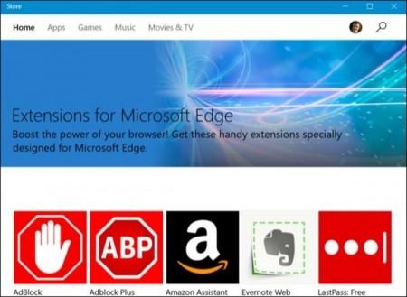 چگونه بر روی مرورگر مایکروسافت Edge افزونه نصب کنیم