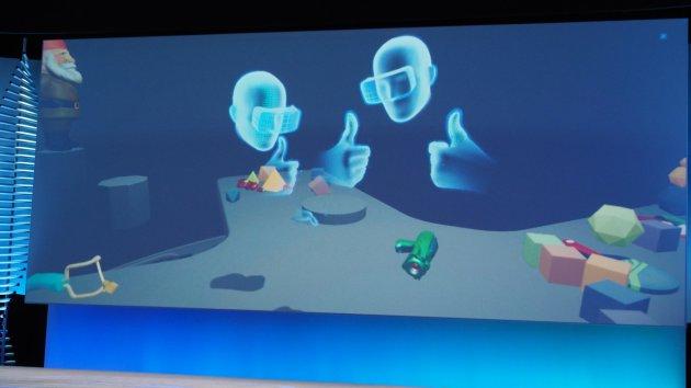 کنفرانس F8 و استریم های زنده در عینک واقعیت مجازی فیس بوک