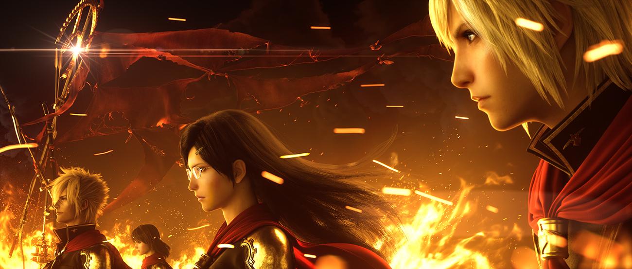 انتشار تصاویر جدید از Final Fantasy Type-0 HD