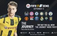 نسخه دموی۱۷ FIFA فردا در دسترس خواهد بود