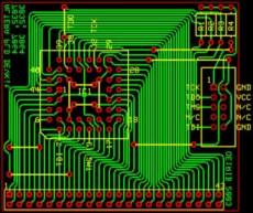 FPGA-Silkscreen