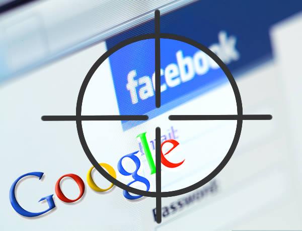 شکایت دولت هند از گوگل و فیس بوک