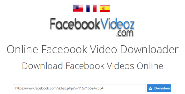 Facebook-Videoz-video-downloader