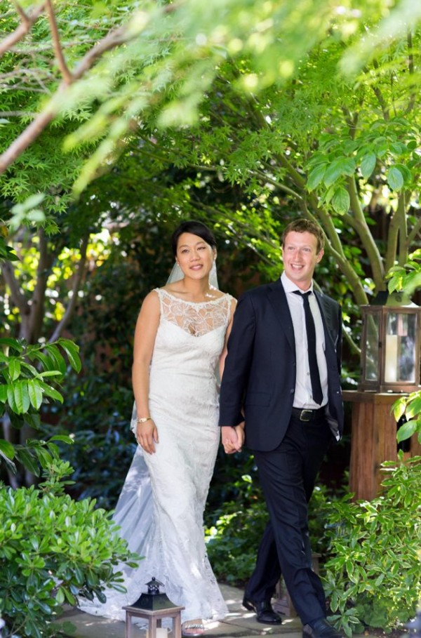 ازدواج زوکربرگ
