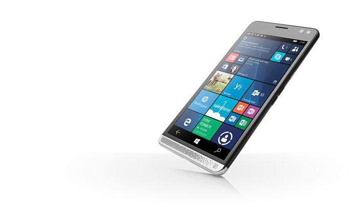 شرکت اچپی در سال آینده، یک گوشی با سیستمعامل ویندوز ۱۰ موبایل معرفی خواهد کرد