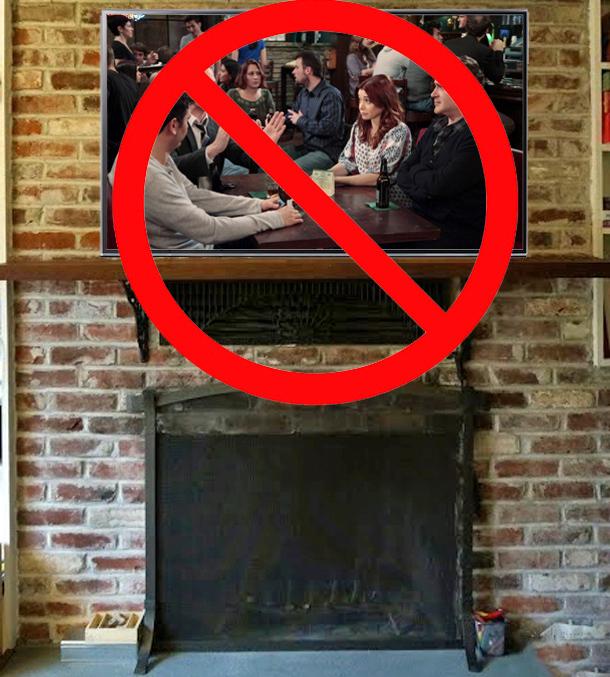 چرا تلویزیون را در نزدیکی حرارت قرار ندهیم؟
