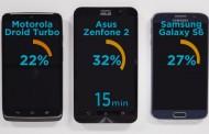 کدام گوشی هوشمند سریع تر شارژ می شود؟