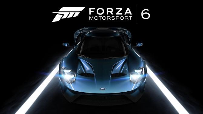Forza Motorsport 6 رسما معرفی شد