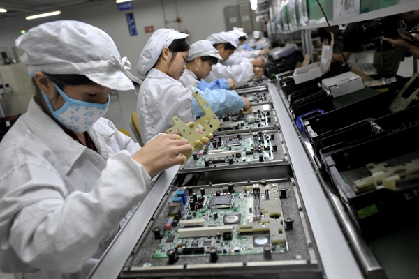 Foxconn-Workers-in-Shenzhen