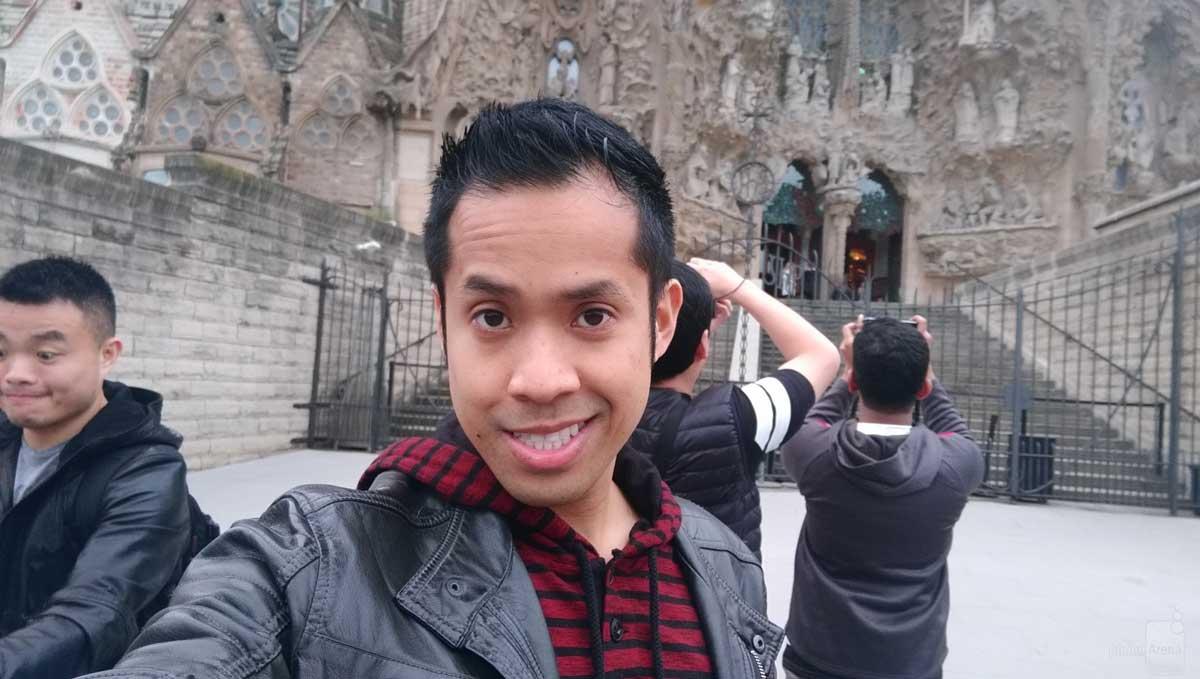 Front-facing-camera