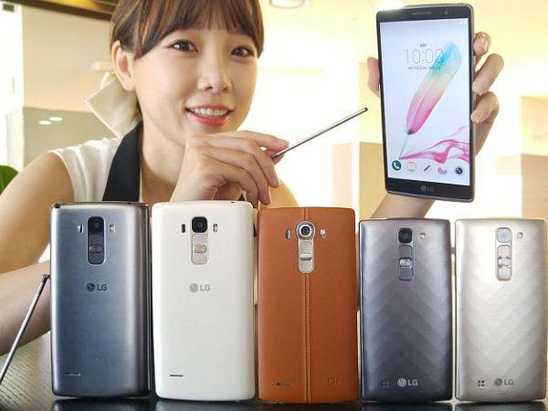 مشخصات کامل سخت افزار گوشی های G4 Stylus و G4c
