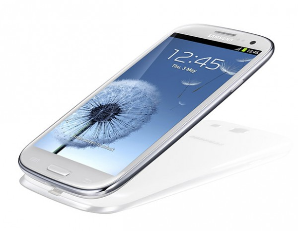 Galaxy s III  سامسونگ رونمایی شد