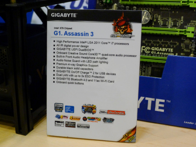 GIGABYTE G1.Assassin 3 Introduced 1