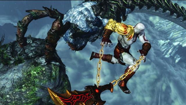 دو اسکرین شات جدید از بازی God Of War 3 Remastered منتشر شد