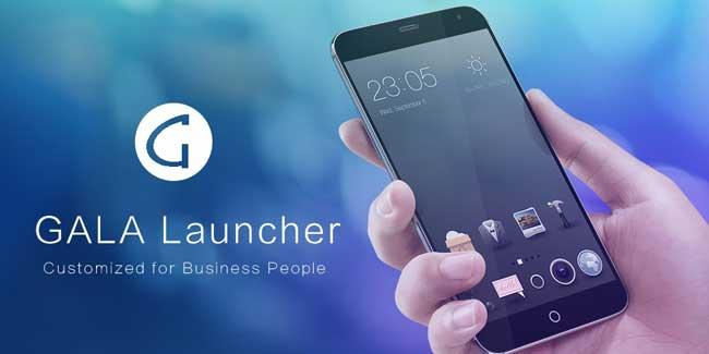 Gala-Launcher