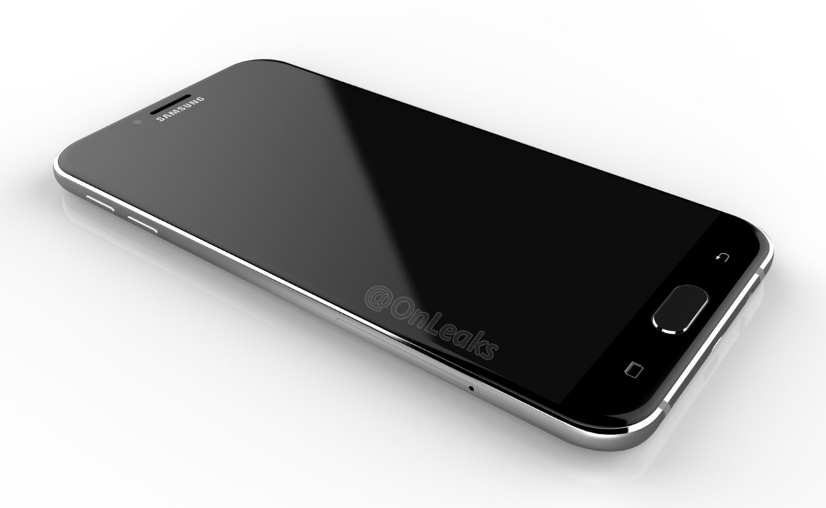 Galaxy A8 از فبلت نوت ۷ باریک تر و بلندتر خواهد بود