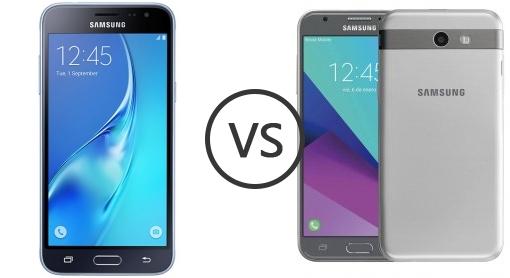 کدام گوشی را بخرم؟ Galaxy J3 Emerge یا Galaxy J3 ؟