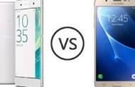 کدام یک بهتر است؟ سونی Xperia XA یا سامسونگ Galaxy J7 2016