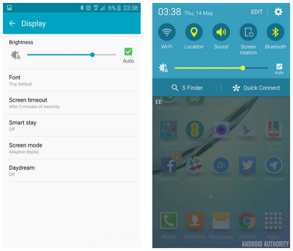 Galaxy S6 Edge Battry 1